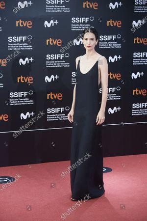 Editorial photo of 'Forgotten We'll Be' premiere, 68th San Sebastian International Film Festival, Spain - 26 Sep 2020