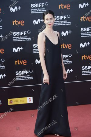 Editorial photo of 'Forgotten We'll Be' premiere, 68th San Sebastian International Film Festival, Spain - 26 Sep 2020