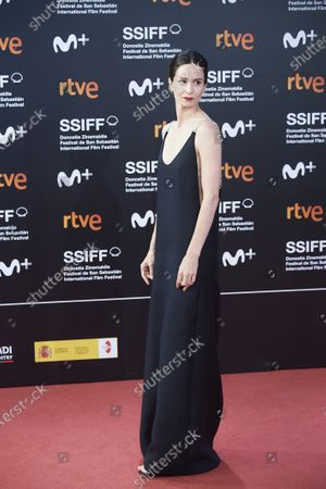 Editorial picture of 'Forgotten We'll Be' premiere, 68th San Sebastian International Film Festival, Spain - 26 Sep 2020
