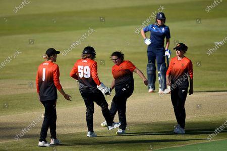 Editorial picture of Southern Vipers v Northern Diamonds, Rachael Heyhoe Flint Trophy Final, Cricket, Edgbaston, Birmingham, UK - 27 Sep 2020