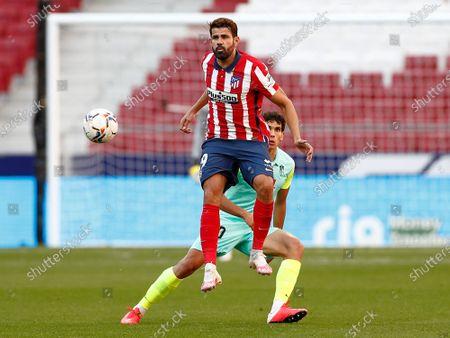 Diego Costa of Atletico de Madrid