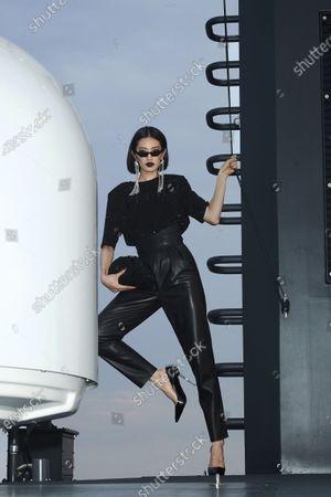 Editorial picture of Womenswear, summer 2021, Milano, Philipp Plein, Italy - 26 Sep 2020