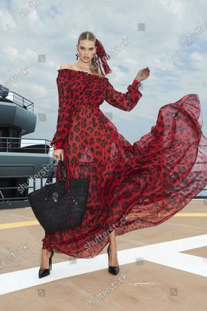 Editorial image of Womenswear, summer 2021, Milano, Philipp Plein, Italy - 26 Sep 2020