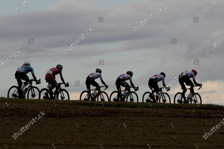 Editorial photo of Road Cycling Worlds, Imola, Italy - 27 Sep 2020