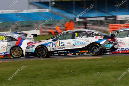 Editorial image of BTCC, Silverstone - 27 Sep 2020