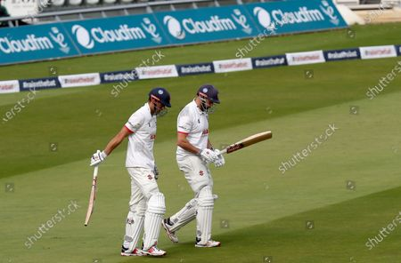 Editorial picture of Somerset CCC vs Essex CCC, Bob Willis Trophy Final, Cricket, Lord's Cricket Ground, St John's Wood, London, United Kingdom - 27 Sep 2020