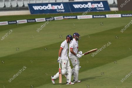 Editorial image of Somerset CCC vs Essex CCC, Bob Willis Trophy Final, Cricket, Lord's Cricket Ground, St John's Wood, London, United Kingdom - 27 Sep 2020