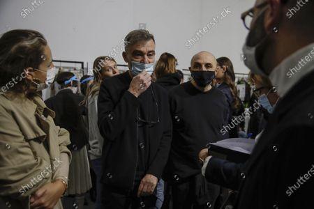 Editorial image of Fashion S/S 2021 Shi.RT, Milan, Italy - 27 Sep 2020