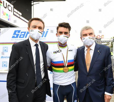 Editorial picture of UCI 2020 Road World Championships IMOLA - EMILIA-ROMAGNA ITALY. Imola, Italy - 27 Sep 2020