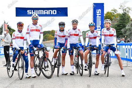 Editorial image of UCI 2020 Road World Championships IMOLA - EMILIA-ROMAGNA ITALY. Imola, Italy - 27 Sep 2020