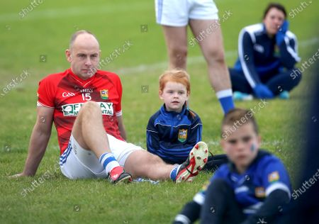 Editorial photo of Louth Senior Football Championship Final, Louth GAA Centre of Excellence, Cuillenstown, Co. Louth - 27 Sep 2020