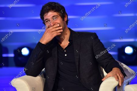 Editorial photo of 'Domenica in' TV show, Rome, Italy - 27 Sep 2020