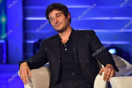 Editorial picture of 'Domenica in' TV show, Rome, Italy - 27 Sep 2020