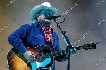 Randy Rogers of Randy Rogers Band