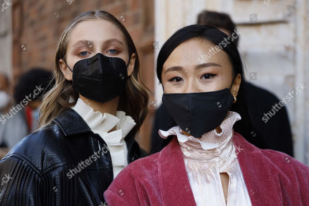 Beatrice Vendramin and Niki Wu