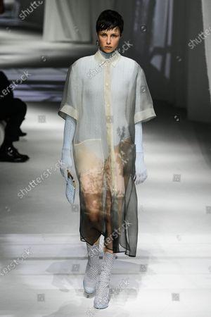 Editorial image of Womenswear, summer 2021, Milano, Fendi - 23 Sep 2020