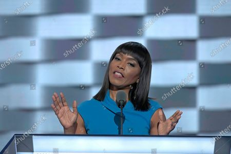 Editorial photo of Democratic National Nominating Convention, Philadelphia, Pennsylvania, USA - 27 Sep 2020