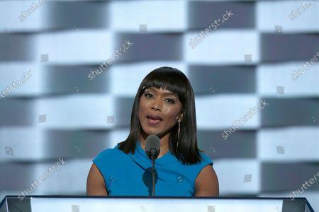 Editorial picture of Democratic National Nominating Convention, Philadelphia, Pennsylvania, USA - 27 Sep 2020