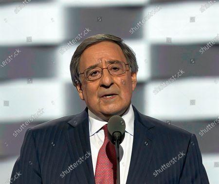 Secretary of Defense, Leon Panetta