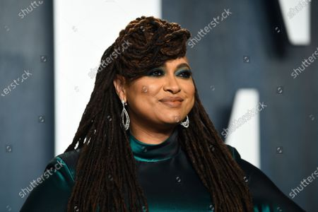 Ava DuVernay arrives at the Vanity Fair Oscar Party, in Beverly Hills, Calif. DuVernay will be honored in October 2020 by MacDowell, which is presenting its inaugural Marian MacDowell Arts Advocacy Award to her media company and arts collective ARRAY