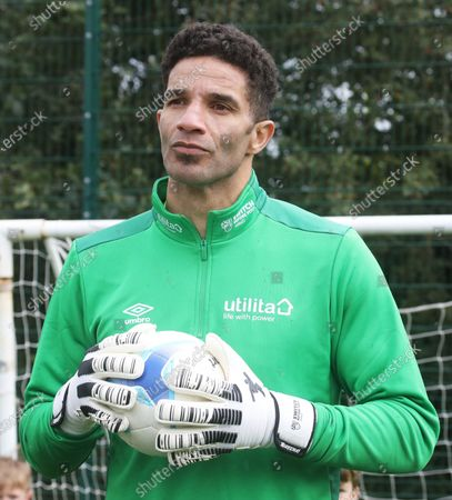 Editorial photo of David James photocall at Welwyn Garden City FC to help grassroots football, Welwyn Garden City, UK - 26 Sep 2020