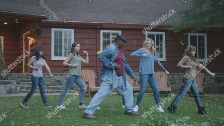 Stock Image of Joy Regullano as April, Tori Keeth as Sophie Walker, Donnie Williams as Percy Bishop, Chloe Lukasiak as Devin Dupree and Anna Maria Perez de Tagle as Georgia Morales