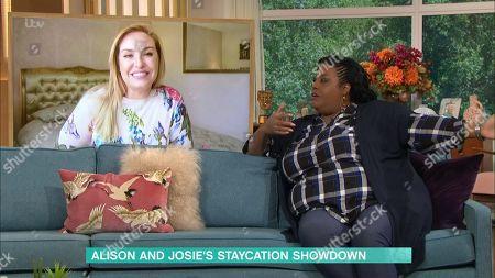 Josie Gibson, Alison Hammond