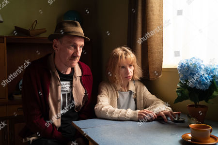 David Thewlis as Mike and Sally Hawkins as Jane