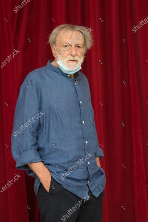 Gino Strada at the 2020 Mix Festival in Milan, the LGBTQ + film festival with a selection of the best independent gay, lesbian, trans and queer films.