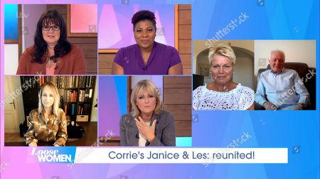 Editorial photo of 'Loose Women' TV Show, London, UK - 28 Sep 2020