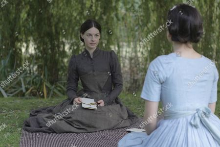 Stock Picture of Jessica Raine as Miss Fontaine