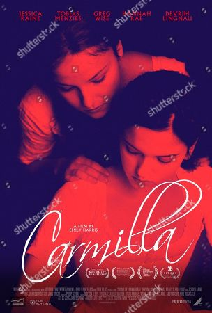 Editorial picture of 'Carmilla' Film - 2019