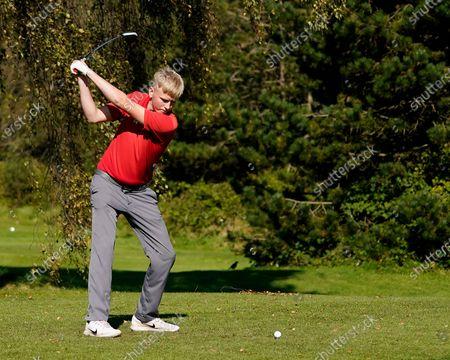 Editorial picture of Junior European Open Regional Finals at Swansea Bay Golf Club in Swansea, UK - 27 Sep 2020