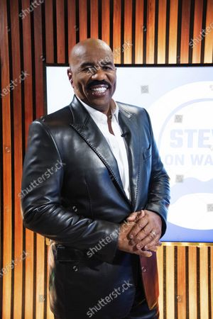Editorial image of Steve Harvey Portrait Session, Atlanta, United States - 17 Sep 2020