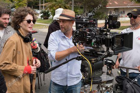 Miranda July Director and Sebastian Wintero Director Of Photography