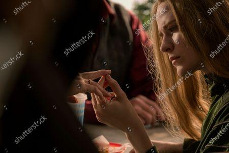 Evan Rachel Wood as Old Dolio Dyne