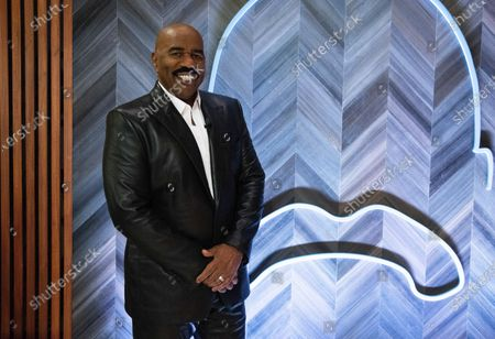 Editorial picture of Steve Harvey Portrait Session, Atlanta, United States - 17 Sep 2020