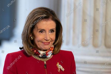 Editorial image of House Speaker Nancy Pelosi, Washington, USA - 28 Sep 2020