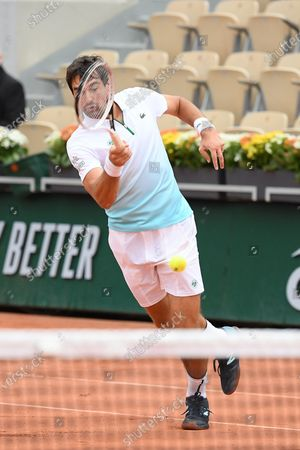 Stock Picture of Jeremy Chardy