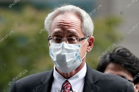 Editorial picture of Nissan Trial, Tokyo, Japan - 15 Sep 2020