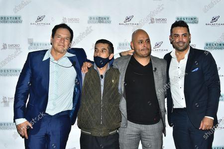 Editorial photo of Destiny Media Entertainment launch, Mexico City, Mexico - 28 Sep 2020