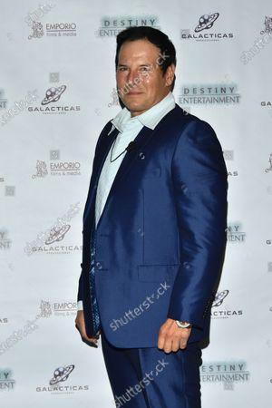 Editorial image of Destiny Media Entertainment launch, Mexico City, Mexico - 28 Sep 2020