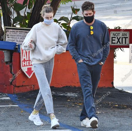 Editorial image of Whitney Port out and about, Los Angeles, California, USA - 28 Sep 2020