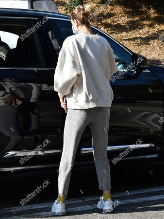 Editorial photo of Whitney Port out and about, Los Angeles, California, USA - 28 Sep 2020