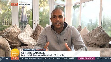 Clarke Carlisle