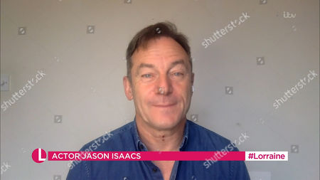 Stock Photo of Jason Isaacs