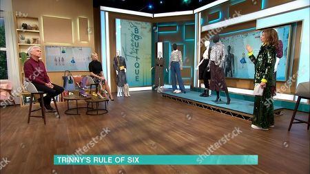 Editorial photo of 'This Morning' TV Show, London, UK - 29 Sep 2020