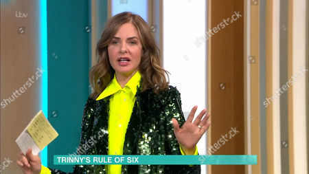 Editorial picture of 'This Morning' TV Show, London, UK - 29 Sep 2020