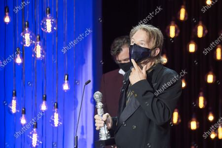 Editorial picture of 68th San Sebastian International Film Festival Closing Ceremony Gala, Spain - 29 Sep 2020