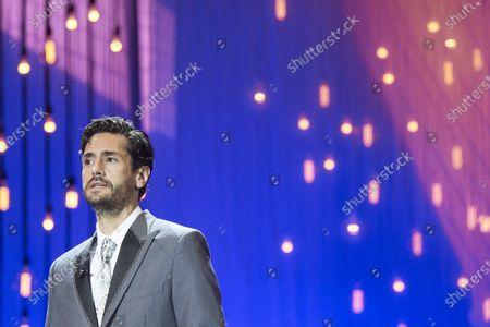 Editorial photo of 68th San Sebastian International Film Festival Closing Ceremony Gala, Spain - 29 Sep 2020